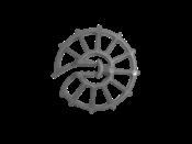 Espaçador Circular Para Ferro 4,2 A 8,0mm 8896 C-20