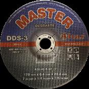 Disco Desbaste 178.0x6.4x22.2 Dds3 Master 905 DD006