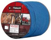 Corda Poliéster Azul Carretel Com 240m 08mm 11130 C1C0508
