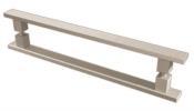 Puxador Blindex Alumínio Polido Ártico 400ap 9082 602 400 02