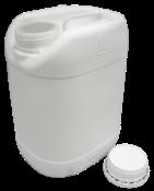 Bombona Tf Plástica Branca Certificada Al Lin 5,0 L 11134 1169