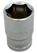 """Soquete Estriado Enc 1/2"""" 27mm 9204 ST13616SC"""