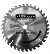 """Serra Circular Widia Furo 25,4mm 10""""x24d 9539 9539"""