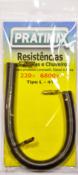 Resistência 4 Temp 220v 6800w Tipo Lorenzet 9924 4T0268
