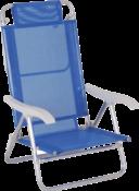 Cadeira De Praia Sol De Verão Azul 9936 002105
