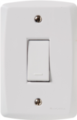 Conjunto Interruptores Simples 10a/250v 9962 57145/001