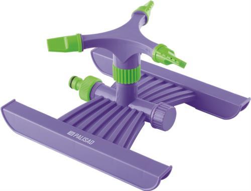 Irrigador Rotativo Plástico