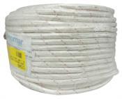 Corda Trançada Poliamida 12mm [rl.+-250m]linha De Vida] Carga Rup.926kg. 11550 47212001