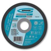 Disco Corte Metal/inox  115,0x1,0x22mm 12860 7436155