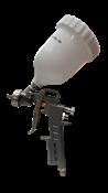 Pistola De Pintura Tanque Alta Alimentação Por Gravidade 600 12927 5731455