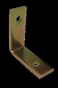 Cantoneira Para Cortina Tipo Leve 3x3 cm 11281 33701
