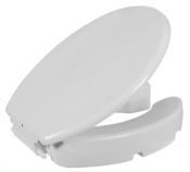Assento Elevado Acessibilidade Branco Astra 7cm Com Tampa 13171 TAE7/T1