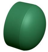 Cap 20 mm