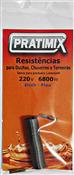 Resistência 220v 6000w Tipo Lorenzetti - Duo Shower Flex / Duo Shower Turbo Flex 13529 LDF0268