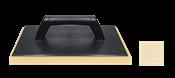Desempenadeira Plástica Premium Com Espuma 17x30 13582 11803032