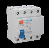 Disjuntor Interruptor DiferenciaL-Residual Dr TR-63 4p 63a 30ma 6ka 13760 58014/065