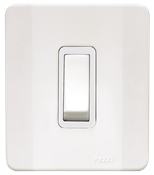 Interruptor Paralelo 10a 250v C/placa E Caixa Simples Branca 13961 61510