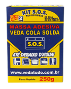Kit Sos 250g VedA-ColA-Solda 13814 3623