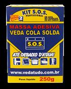Kit Sos 250g VedA-ColA-Solda Sec.rápida 2 Horas 13814 3623
