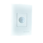 Sensor De Presença Microcontrolado 180° S/ Chave C/ Fotocélula 13952 QI2M
