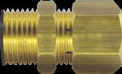 """Adaptador De Cobre 1/2"""" Bsp [e]  X  Aperto Rapido 3/8"""" tm 14037 2048 412"""