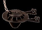 Obturador Universal Com Corrente P/ Mecanisco Saida 14053 1257 41