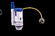 Mecanismo De Saida Universal P/ Caixa Acoplada C/ Acionador Duplo 14058 1238 21
