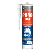 Pu Pro 40  Flex Branco Cartucho 400g 14126 PU40-1