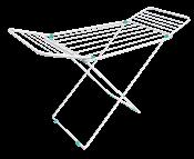 Varal De Chão C/ Abas Lugano 1,22x56x80 14149 104040