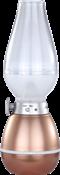Luminária Lampião Led Recarregável 1,5w 14275 254151378