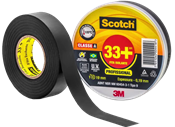 Fita Isolante Scotch 33 + 19mmx10m 14384 HB004162143