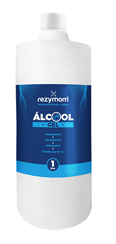 Alcool Gel 70 Gl 1 Litro 14483 21