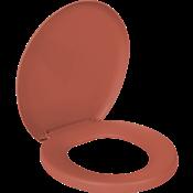 Assento Sanitário Almofadado Caramelo 11420 PR-1063-1