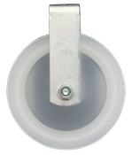 Roldana Plástica Varal Sem Gancho 8cm 14631 1008/SG