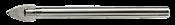 Broca Para Porcelanato  3,0mm 14760 728139