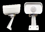 Sensor De Presença Fotocelula Progamavel Alcance 8m Area Externa Branco Bivolt 14741 PA011901