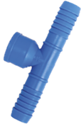 "Tee Azul Interno1    3/4"" 14886 752"