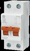 Disjuntor Iec Mini Curva C 2x50a 6ka 11483 G62C50