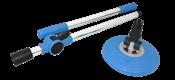 Cabo Aço Inox Azul Mop Rotativo Sem Refil 14989 XH-035 K14