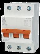 Disjuntor Iec Mini Curva C 3x20a 3ka 11489 G33SLC20
