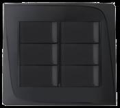 Placa Abs + Bastidor 4x4 Tendenza Preto 11500 50540-2