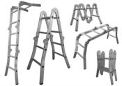 Escada Alumínio Multifuncional 2,55m 4x2 10114 AM0108C/4X2