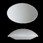 Plafon Prestige Redondo 25w 250v P/2 Lamp. 11656 160941
