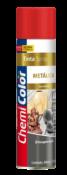 Chemicolor Metálica Vermelho  350ml/235g 9186 0680103